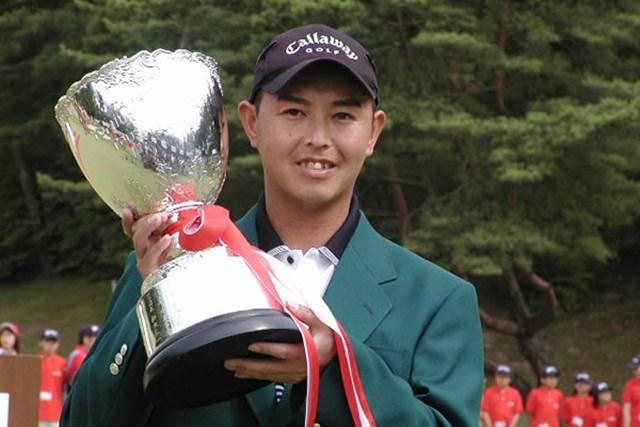 2002年 タマノイ酢よみうりオープンゴルフトーナメント 最終日 谷口徹 谷口2勝目、賞金も再び首位