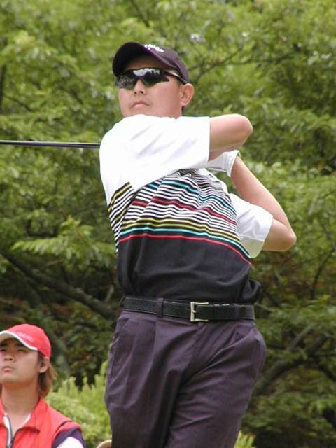 2002年 タマノイ酢よみうりオープンゴルフトーナメント 最終日 谷口徹 ノーボギーと安定した谷口徹