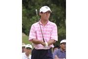2002年 アイフルカップゴルフトーナメント 最終日 今野康晴