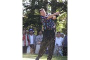 2002年 全日空オープンゴルフトーナメント 最終日 尾崎将司