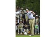 2002年 日本オープンゴルフ選手権競技 最終日 デビッド・スメイル
