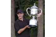 2002年 ブリジストンオープンゴルフトーナメント 最終日 スコット・レイコック