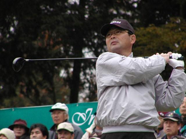 2002年 三井住友VISA太平洋マスターズ 最終日 中嶋常幸 ショットも全盛期復活だ!