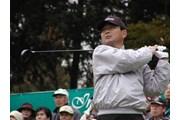 2002年 三井住友VISA太平洋マスターズ 最終日 中嶋常幸