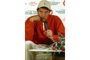 2002年 ダンロップフェニックストーナメント 3日目 横尾要