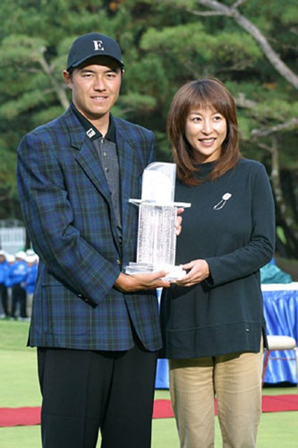 2年ぶりの優勝を決めた横尾要