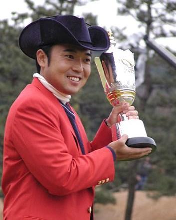 記録には届かなかったが、片山晋呉が予告通り優勝!