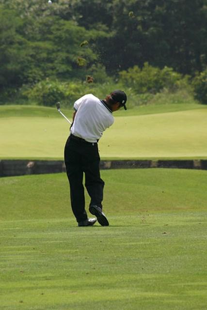 全英オープンの出場を決めた選手 伊沢利光