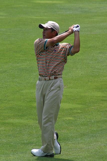 2002年 日本ゴルフツアー選手権イーヤマカップ 初日 宮本勝昌