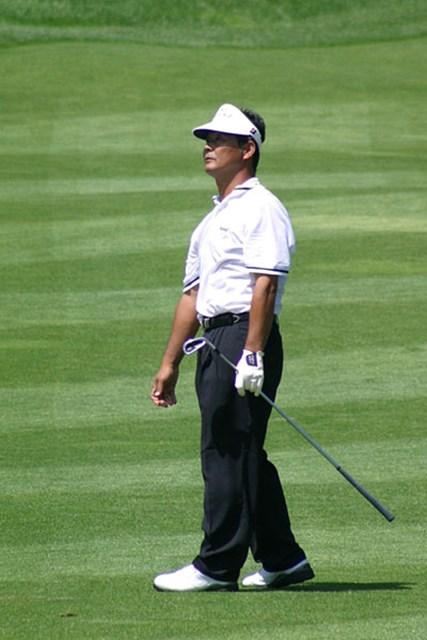 2002年 日本ゴルフツアー選手権イーヤマカップ 初日 飯合肇