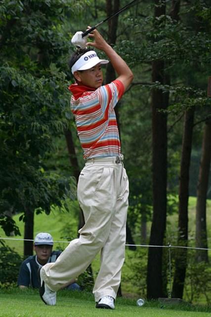2002年 日本ゴルフツアー選手権イーヤマカップ 初日 藤田寛之