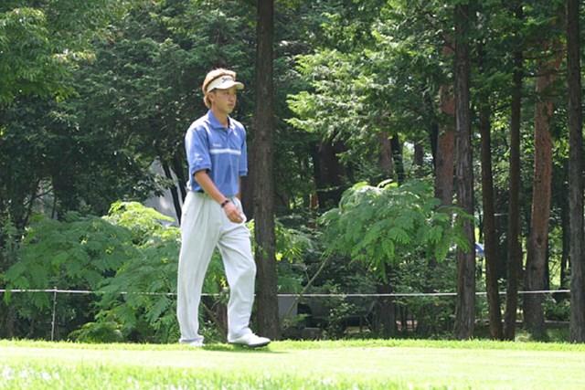 2002年 日本ゴルフツアー選手権イーヤマカップ 初日 星野英正