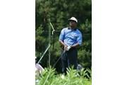 2002年 日本ゴルフツアー選手権イーヤマカップ 初日 ディネッシュ・チャンド