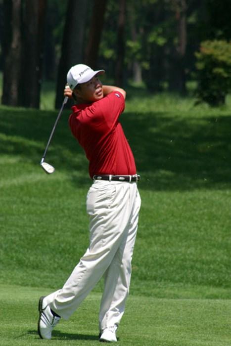2002年 日本ゴルフツアー選手権イーヤマカップ 初日 林根基