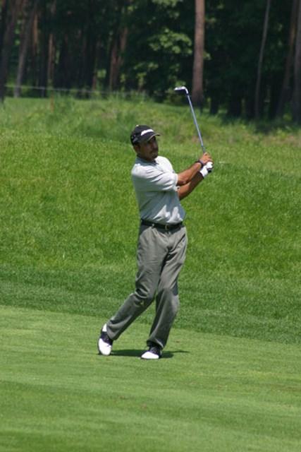 2002年 日本ゴルフツアー選手権イーヤマカップ 初日 J.M.シン