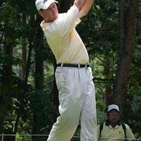 2002年 日本ゴルフツアー選手権イーヤマカップ 初日 トッド・ハミルトン