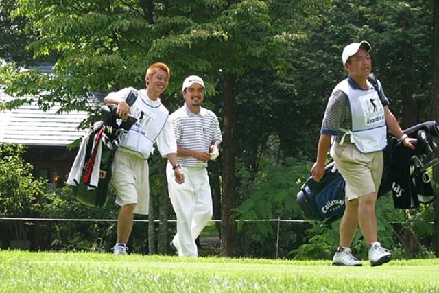 2002年 日本ゴルフツアー選手権イーヤマカップ 初日 国吉博一