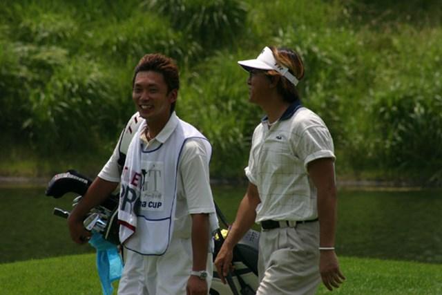 2002年 日本ゴルフツアー選手権イーヤマカップ 初日 小達敏昭