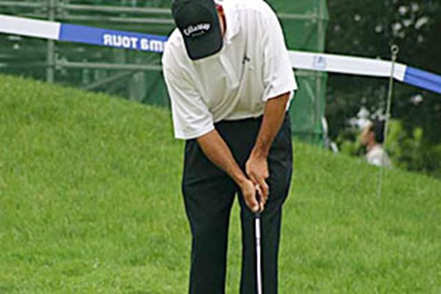 2002年 日本ゴルフツアー選手権イーヤマカップ 3日目 ディーン・ウィルソン