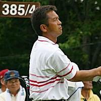 2002年 日本ゴルフツアー選手権イーヤマカップ 3日目 真板潔