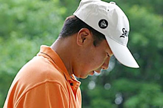 2002年 日本ゴルフツアー選手権イーヤマカップ 3日目 丸山大輔