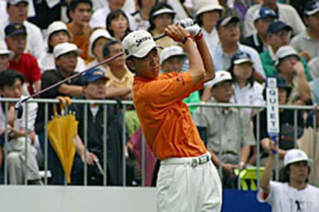 2002年 日本ゴルフツアー選手権イーヤマカップ 3日目 星野英正