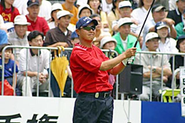 2002年 日本ゴルフツアー選手権イーヤマカップ 3日目 谷口徹