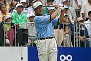 2002年 日本ゴルフツアー選手権イーヤマカップ 3日目 謝錦昇
