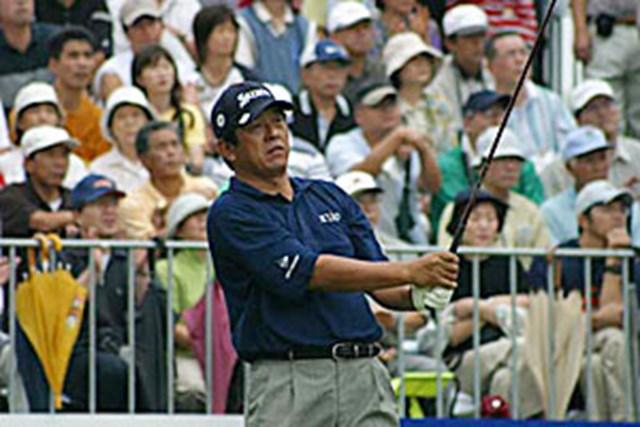 2002年 日本ゴルフツアー選手権イーヤマカップ 3日目 加瀬秀樹