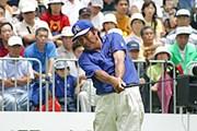 2002年 日本ゴルフツアー選手権イーヤマカップ 3日目 尾崎将司