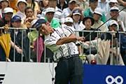 2002年 日本ゴルフツアー選手権イーヤマカップ 3日目 久保谷健一