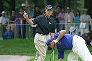 2002年 日本ゴルフツアー選手権イーヤマカップ 3日目 佐藤信人