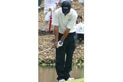 2002年 日本ゴルフツアー選手権イーヤマカップ 最終日 久保谷健一