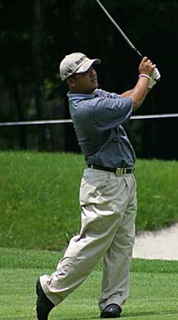 2002年 日本ゴルフツアー選手権イーヤマカップ 最終日 宮里聖志