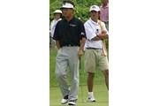 2002年 日本ゴルフツアー選手権イーヤマカップ 最終日 桧垣繁正