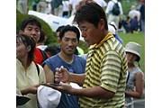 2002年 日本ゴルフツアー選手権イーヤマカップ 最終日 尾崎直道