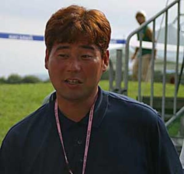 佐藤を支えつづけた井上コーチ