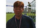 2002年 日本ゴルフツアー選手権イーヤマカップ 最終日 井上コーチ