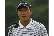 2002年 日本ゴルフツアー選手権イーヤマカップ 最終日 佐藤信人