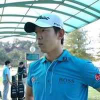 ナショナルオープン制覇を狙う韓国の若きホープ、ノ・スンヨル。石川遼と予選ラウンドをともにする 2012年 韓国オープン 事前情報 ノ・スンヨル