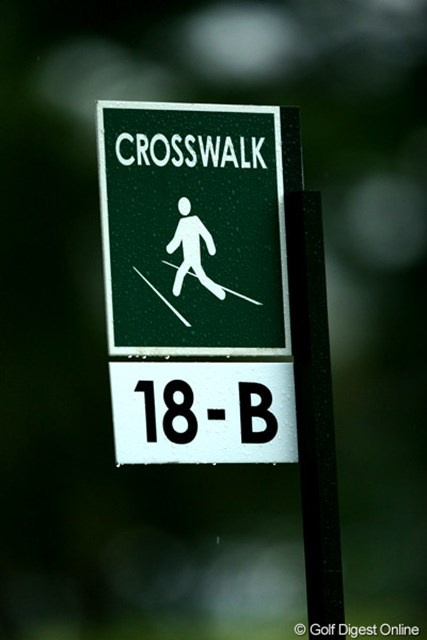 クロスウェイをお歩きください