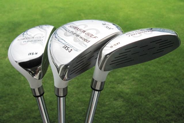 新製品レポート ソレンソンゴルフ パターウッドパター NO.1 金田久美子が使用して話題になった「ソレンソンゴルフ パターウッドパター」を試打レポート
