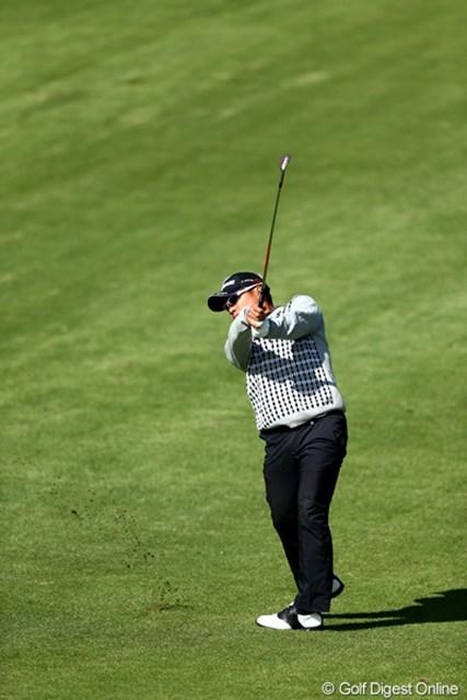 2012年 ブリヂストンオープンゴルフトーナメント 2日目 宮里優作 初優勝が見たい!