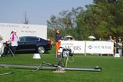 2012年 LPGAハナバンク選手権 初日 カメラ