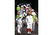 2012年 ブリヂストンオープンゴルフトーナメント 3日目 すし石垣