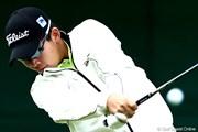 2012年 ブリヂストンオープンゴルフトーナメント 3日目 川村昌弘