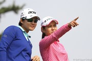2012年 LPGAハナバンク選手権 2日目 宮里藍