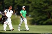 2012年 ブリヂストンオープンゴルフトーナメント 最終日 宮里優作