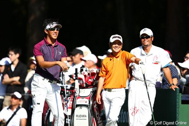2人とも最終日ナイスゴルフだったね相乗効果?