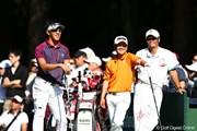 2012年 ブリヂストンオープンゴルフトーナメント 最終日 上井邦浩 上平栄道